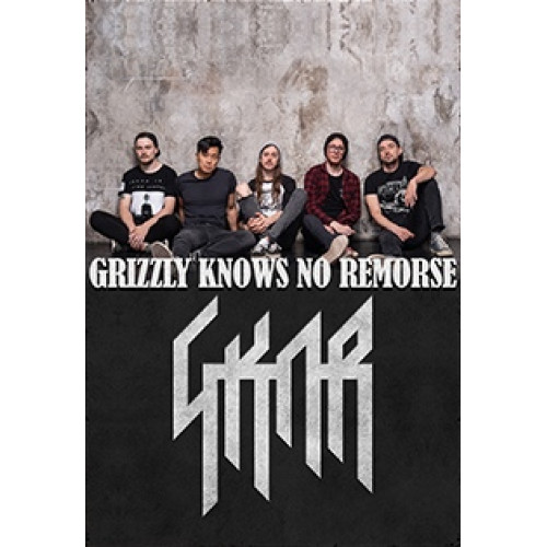 Grizzly Knows No Remorse в Рок Бар